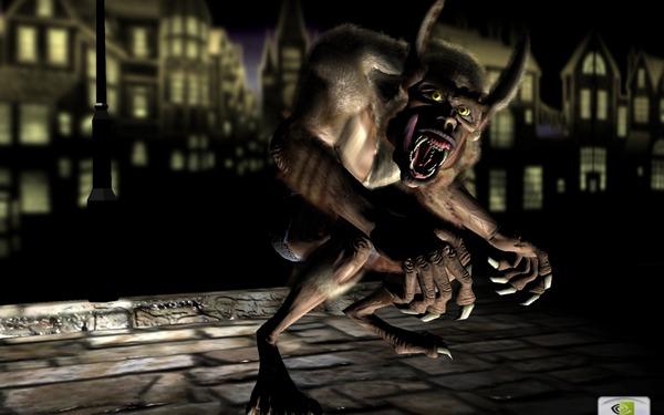 GeForce4 Wolfman (PC & Mac)