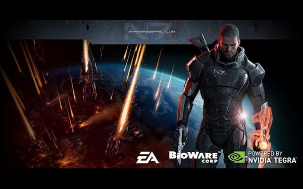 Live Mass Effect 3 wallpaper