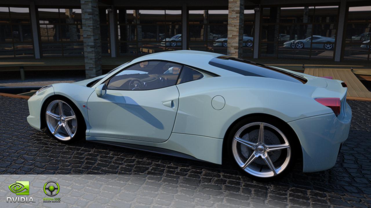 nvidia 1280x800 wallpaper car - photo #21