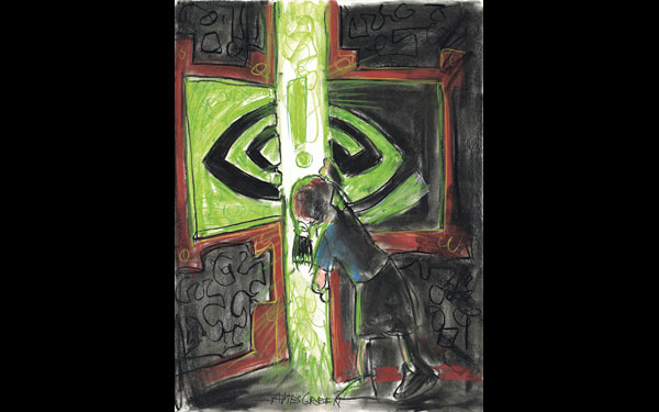 NVIDIA Got Art by James Green