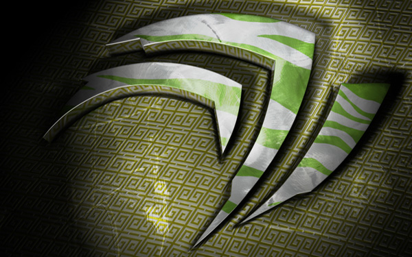 NVIDIA Year of the Tiger Wallpaper 3