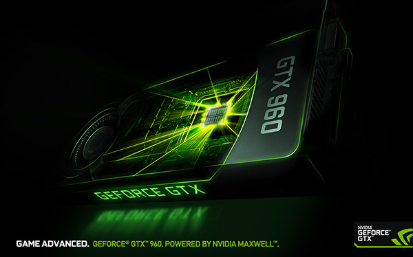 GeForce GTX 960 - Game Advanced