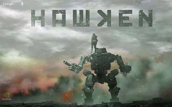 Hawken Live Wallpaper